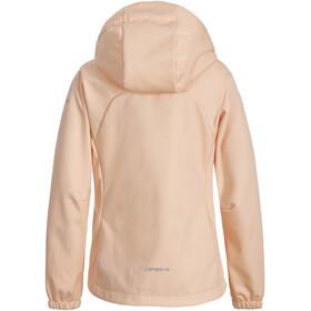 Icepeak Kimry Softshell Jacket Kids, naranja